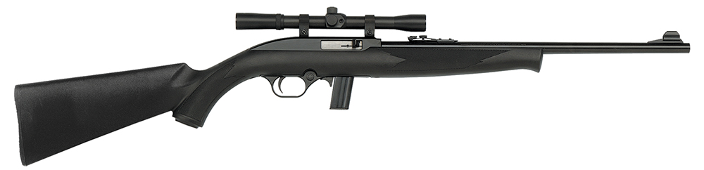 Mossberg 37044 702 Plinkster Scope Combo SA 22LR w/Scope 18