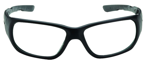 Champion Targets 40661 Full Frame Safety Glasses Smoke