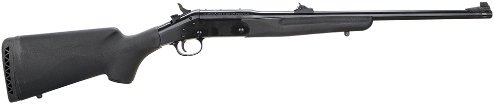 H&R 72654 Handi-Rifle Superlight Compact Yth B/O 243 Win 20″ 1Blk  Syn Stk Blued