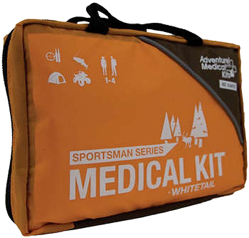 Adventure Medical Kits 01050387 Sportsman Whitetail Med Kit 1-4 Person 1-4 Day O