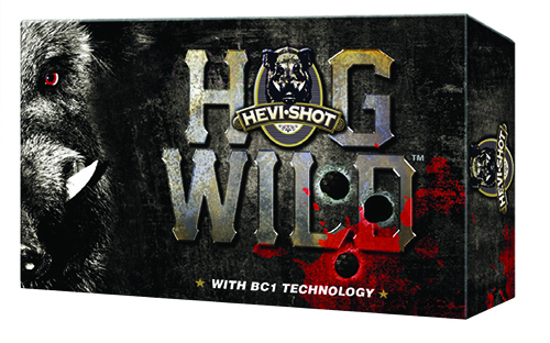 "Hevishot 90003 Hog Wild 12 Gauge 3.5"" 3 Ball .625 Magnum Ball 5 Box/20 Case"