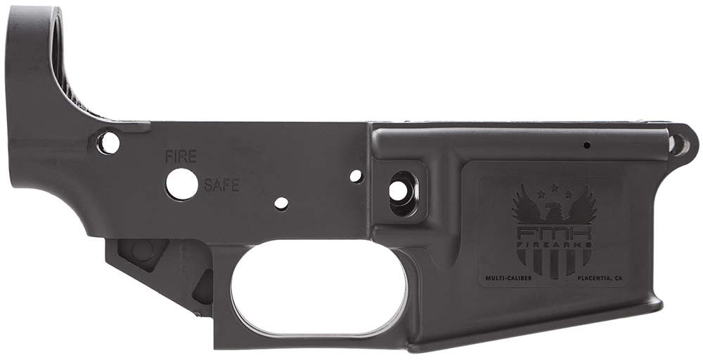 FMK AR1EXTREME AR1 Extreme Lower Receiver Polymer Multi-Caliber Black