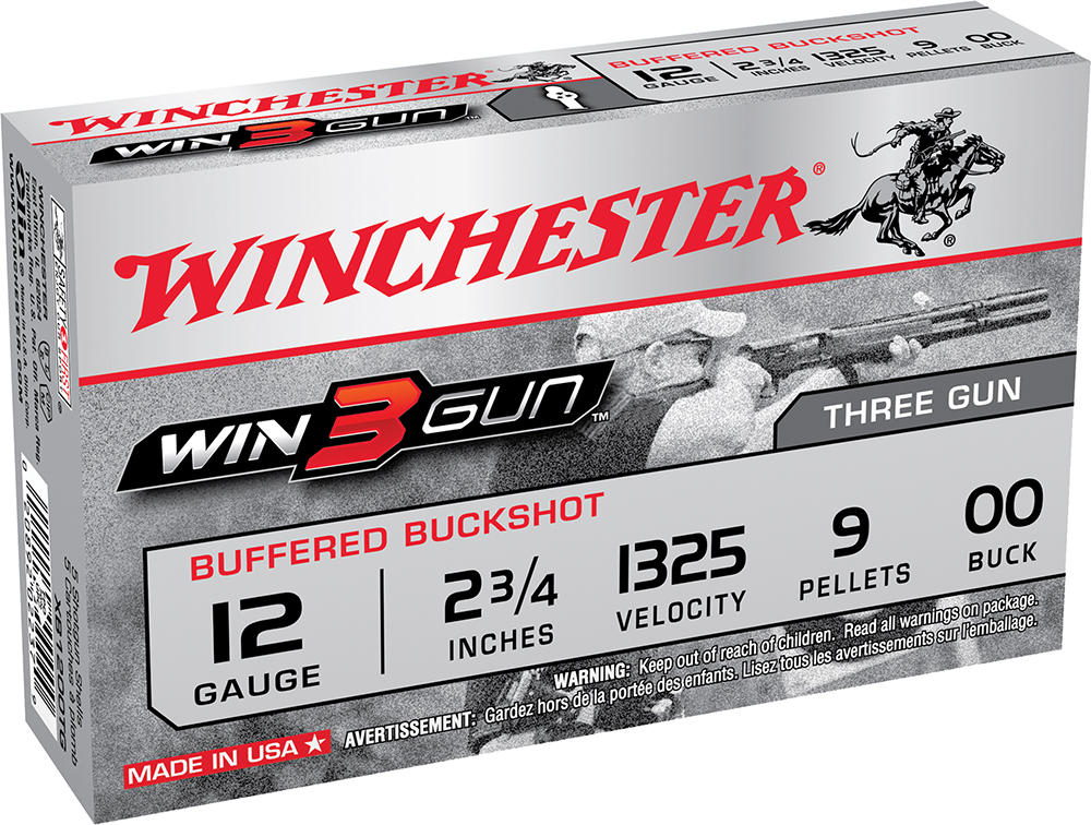Winchester Ammo XB1200TG Win3Gun Competition Ready 12ga 2.75