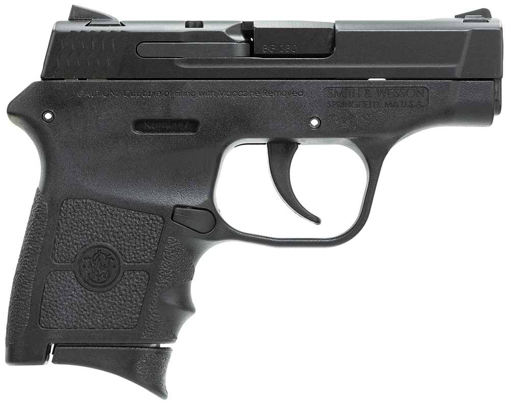 "S&W M&P Bodyguard 380 ACP 2.75"" 6+1 Syn Grip/Frame Blk - FLAT RATE Shipping!! -"