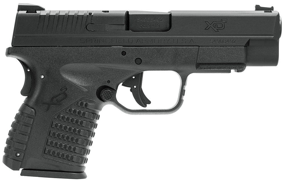 SPRINGFIELD XDS 9MM 90997 9MM BLACK