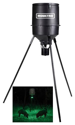 Moultrie MFG12656 Tripod Feeder 30 Gallon