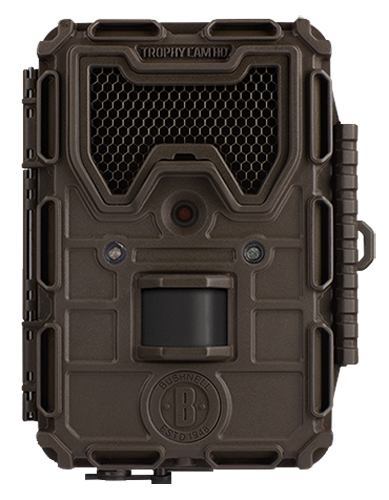 Bushnell 119678C Trophy Cam HD 8MP 1920x1080p 33LED Text LCD Brown