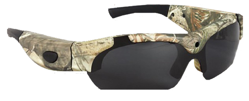 Hunters Specialties 50039 i-Kam Xtreme HD Video Camera Glasses 8GB 1280x720 Camo