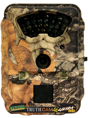 Primos 63044 Truth Cam Trail Camera 7 MP 1280×720 HD Camo