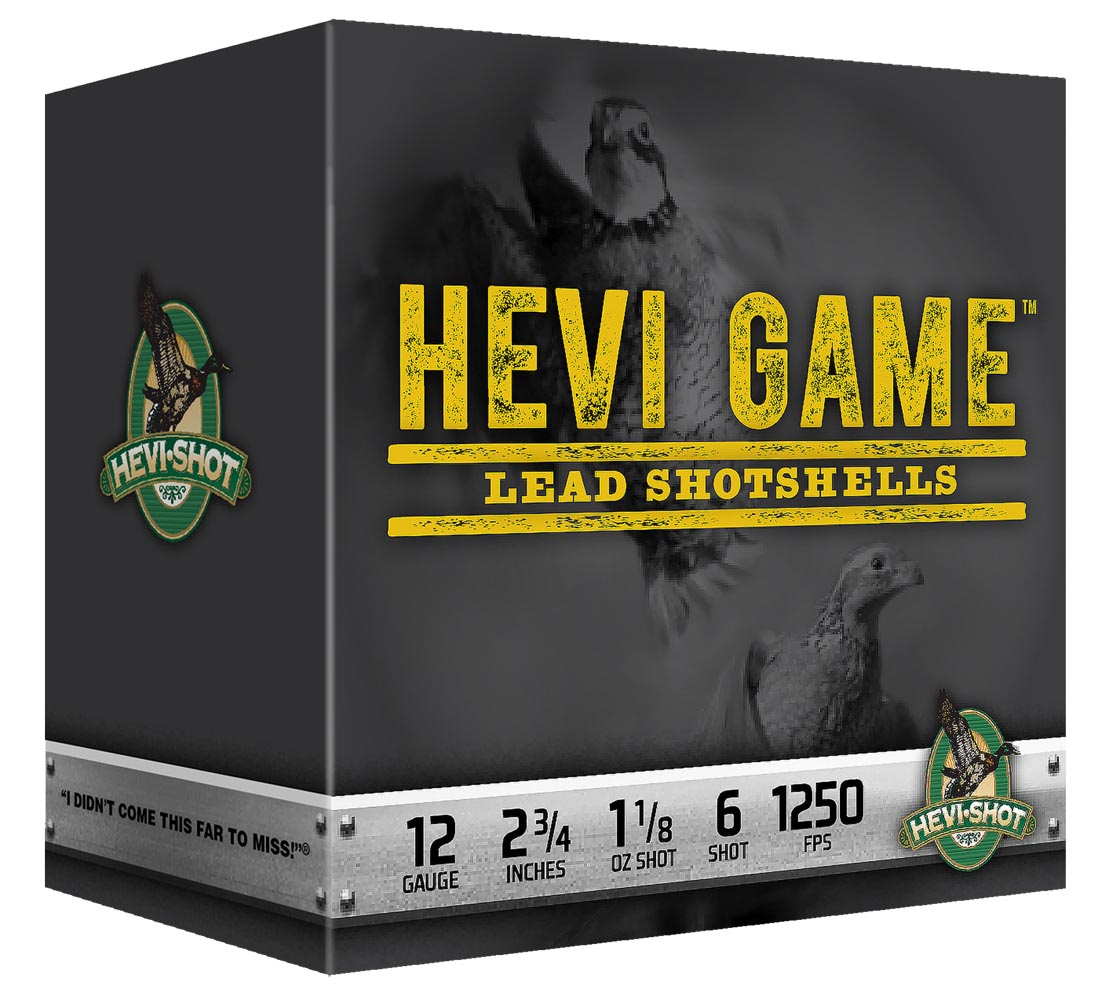 Hevishot 91236 Hevi Game 12 Gauge 2.75