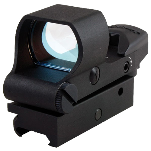 Aimshot HGD2G HG 1x 34mm Obj Unlimited Eye Relief Multi-Dot Green Black