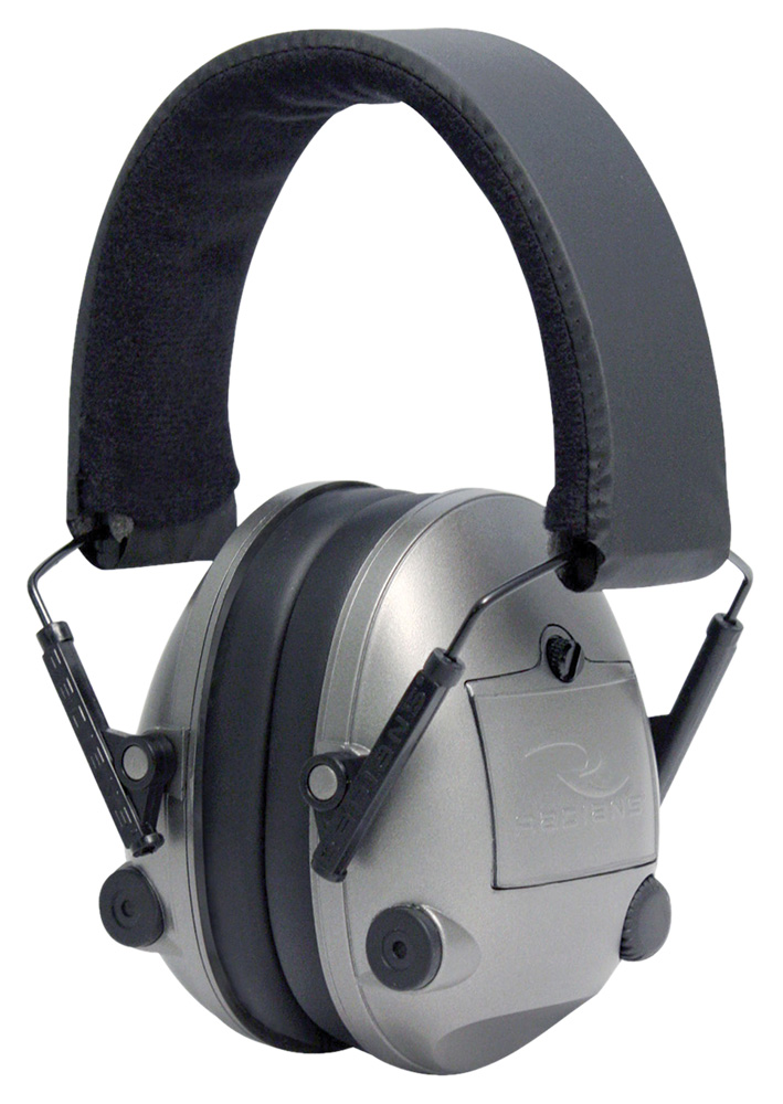 Radians PA0600CS PRO AMP 23 Electronic Hearing Protection Muffs Black/Gray