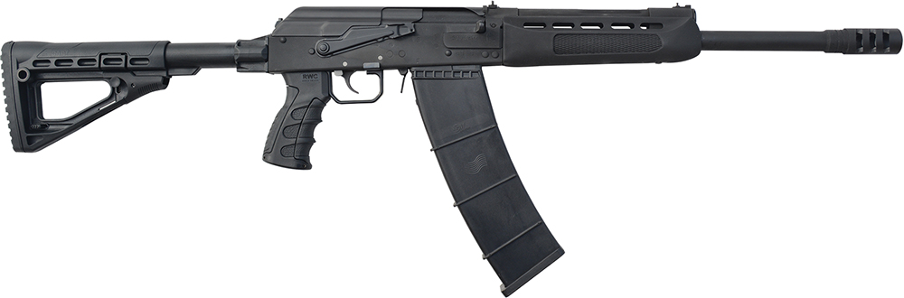 Izhmash IZ109T1 Saiga Tactical I Semi-Auto 12 Gauge 18.25