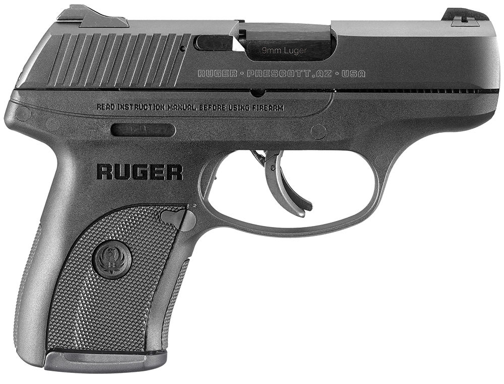 Ruger 3235 LC9s Standard Double Action 9mm 3.1