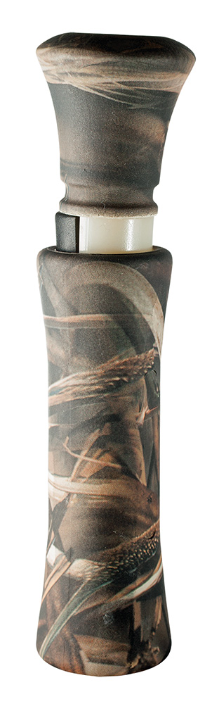 Duck Commander DC2006 Camo Max Duck Call Double Reed Realtree Max 4 Camo
