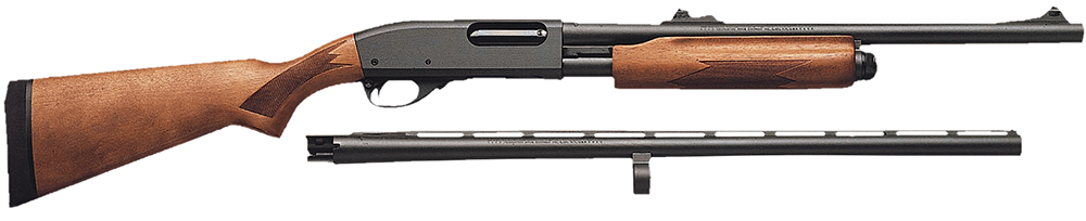 Remington 5578 870 Express Combo Pump 12ga 26