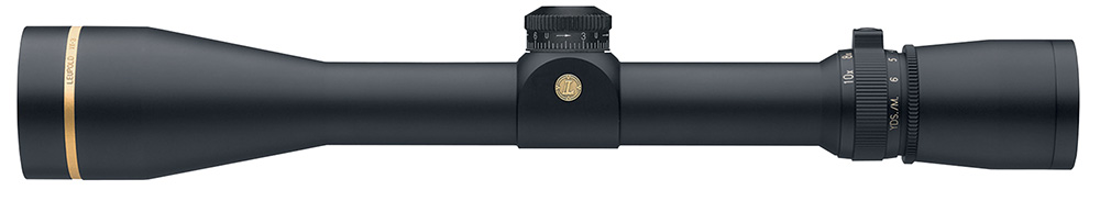 Leupold 120603 VX-3 4.5-14x40mm 19.9-7.4ft@100yds FOV 1″ Tube Wind Plex Black