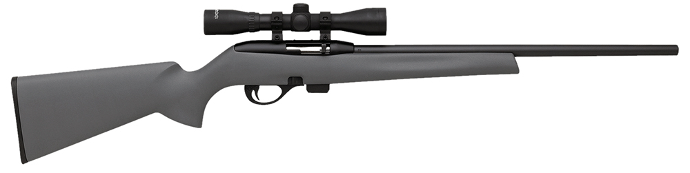 Remington 6513 597 w/Scope Semi-Auto 22 Long Rifle 20