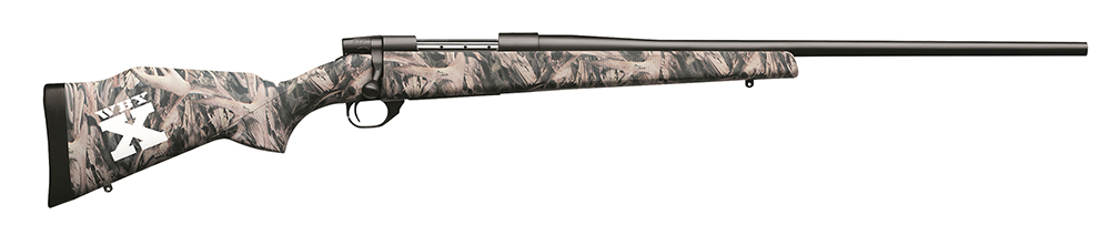 Weatherby VBE308NR4O V2 Bolt 308 Win 24″ 5+1 Syn Next Whitetail Bonz Stock