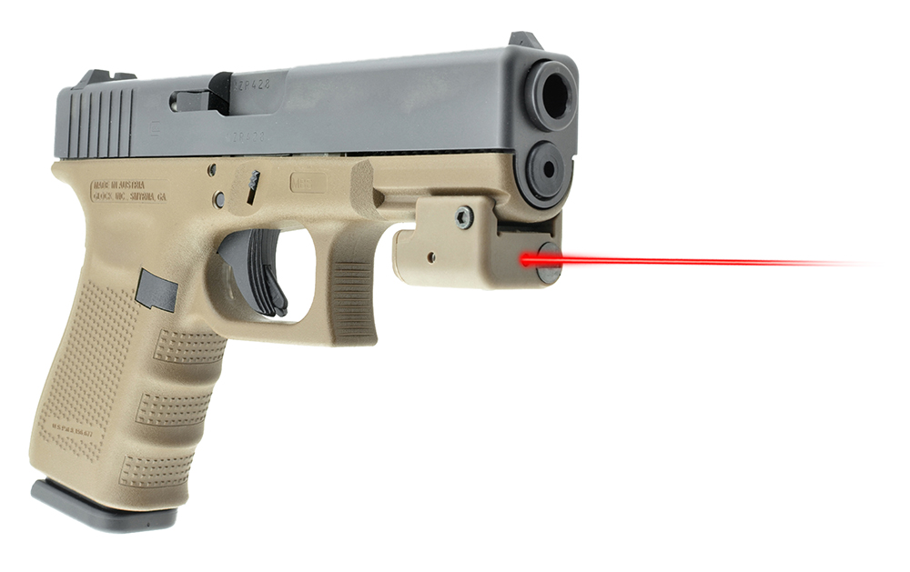 LaserLyte FSL4AT V4 FSL Tan Red Laser Universal Weaver or Picatinny