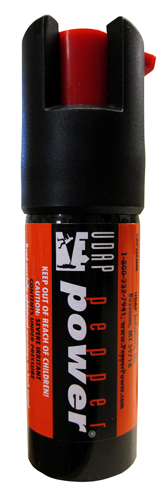 UDAP 2VC    PEPPER SPRAY 11G