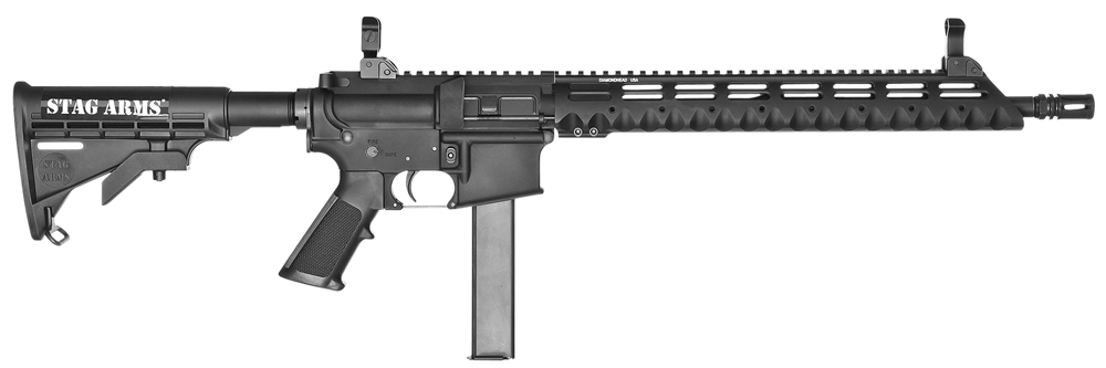 STAG SA9T     9  9MM CAR STS RAIL