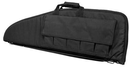 NcStar CV290740 Gun Case 40″ Foam-Lined PVC Tactical Nylon Black