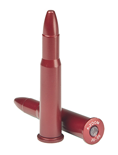 A-Zoom 12229 Snap Caps Rifle 30-30 Winchester Aluminum 2 Pack