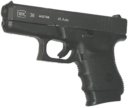 Pearce Grip PG36 For Glock 36 Grip Extension Black Polymer