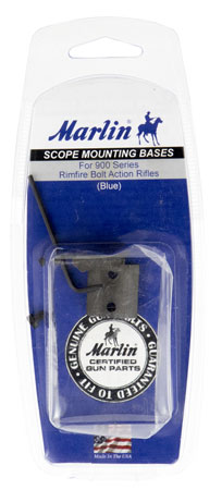 Marlin 707146 2-Piece Base 900 Series Rimfire Bolt Rifles Blued Finish
