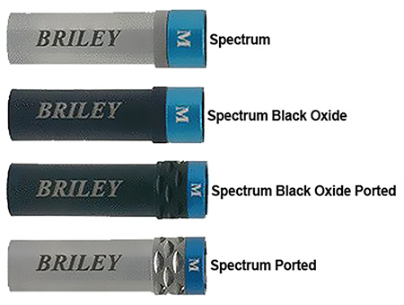 Briley Cylinder Light Modified Choke Tube For Spectrum Optima/Beretta
