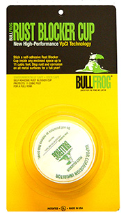 Bull Frog 91112 Rust Blocker Cup  Rust Inhibitor Protects up to 5 cu ft