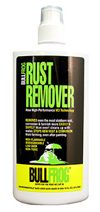 Bull Frog 94236 Rust Remover Liquid Spray 16 oz
