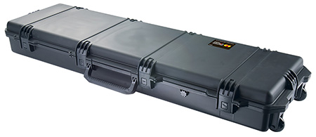 Pelican IM3300BK Storm Long Case 50x14x6″ w/Wheels Watertight Lockable Resin Blk