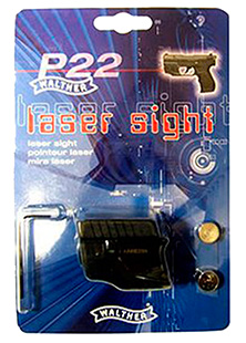 Walther 2692830 P22 630nm Intensity .5