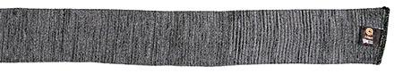Allen 131 Gun Sock 52″ w/Drawstring Closure Knit Textured Gray