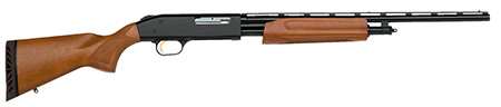 Mossberg 57120 505 Youth Pump 410 ga 20″ 3″ Hardwood Blue Finish