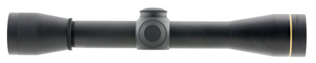 Leupold 58550 FX-II 4x 33mm Obj 24ft@100yd FOV 1″ Tube Black Wide Duplex