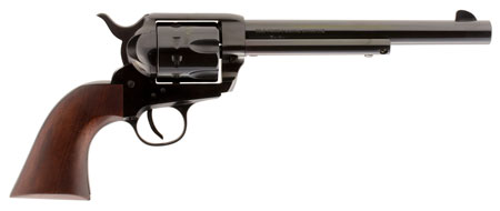 Century HG3246TBN 1873 Single Action Revolver 22 LR 7.5″ 10 Black