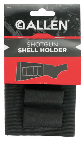 Allen 205 Nylon 5 Rds Black Neoprene