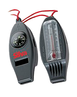Silva 2801185 Sportsmans 4 in 1 Tool Compass Black