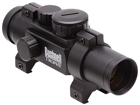 Bushnell 730135 Trophy 1x 28mm Obj Unlimited Eye Relief Matte Black