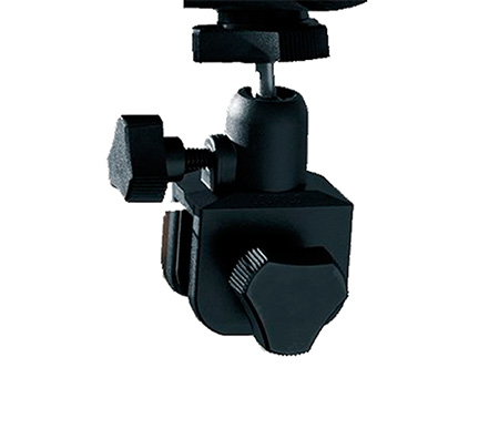 Leupold 58400 Spotting Scope Window Mount Black