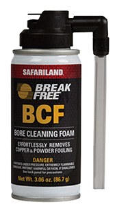 Break-Free BCF312 Powder Blast Bore Cleaning Foam Aerosol 3 oz