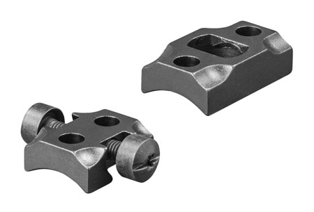 Leupold 56859 2-Piece Base For Kimber 84 Standard Style Matte Black Finish