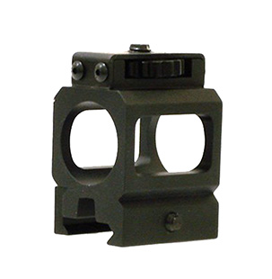 Streamlight 69100 Tactical Rail Mount for Flashlight Alum Black
