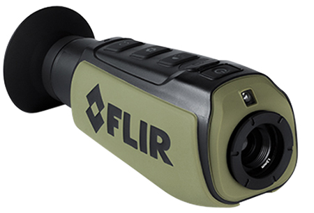 FLIR SCOUT II-240  240X180 THERMAL NV