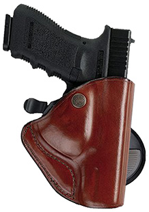 Bianchi 23202 83 Paddle Lok  Browning Hi-Power; Colt Govt; S&W 1911; Spgfd 1911 Leather Tan