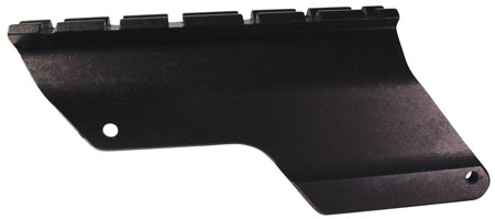 Aimtech ASM3 Scope Mount For Mossberg 500 12 Gauge Dovetail Style Black Hard Coat Anodized Finish