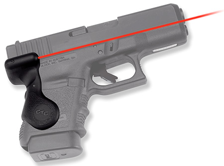 Crimson Trace LG629 Lasergrip Red For Glock Gen3 Sub-Cmpct 29/30 Rear Activation